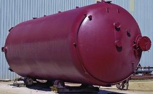 Horizontal Pressure Filters Gravity Filter Waste Water