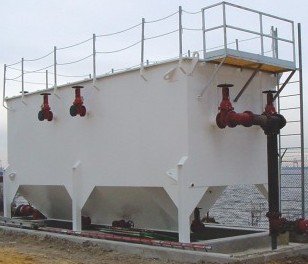 Oil Water Plate Separator Dissloved Air Flotation